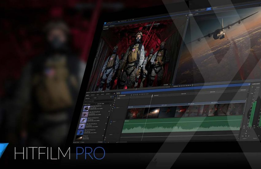 HitFilm Pro 14.3 Crack & Activation Keys Full Latest 2020