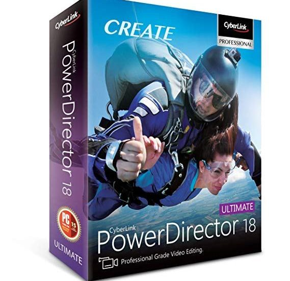 CyberLink PowerDirector Ultimate 18.0.2725.0 Plus Crack [Latest]