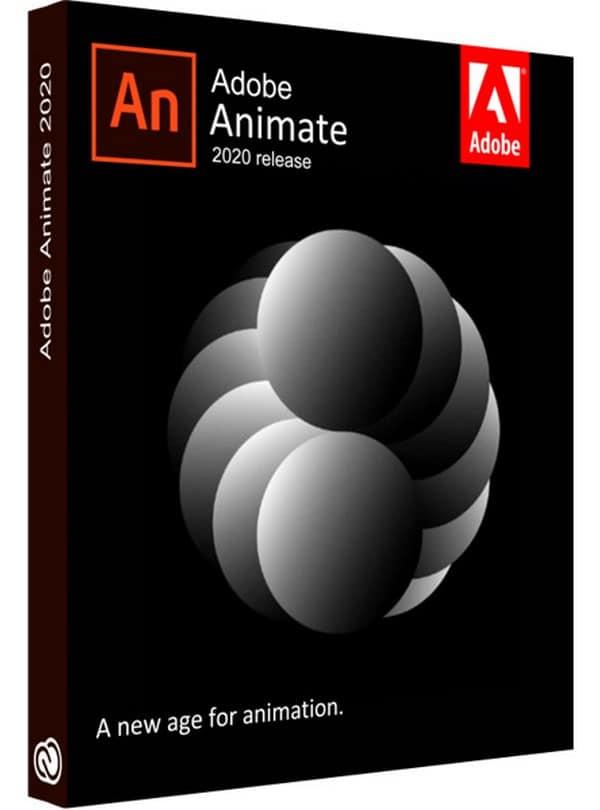 Adobe Animate CC 2020 Crack v20.5.1.31044 Free Download Full [Latest]