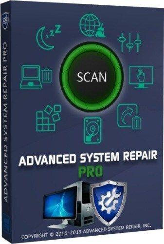 Advanced System Repair Pro 1.9.3.3 Crack + License Key 2020