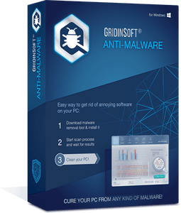GridinSoft Anti-Malware Crack 4.1.55 Keygen + Activation Codes