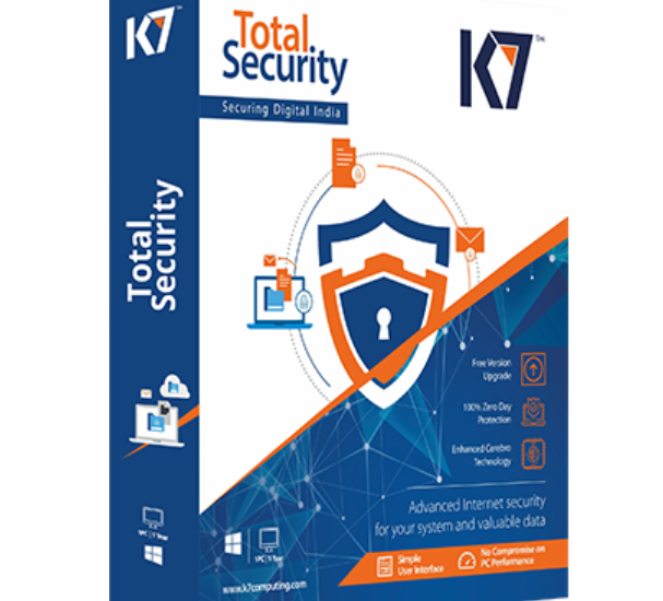 k7 Total Security 16.0.0278 Crack + Activation Key 2020 Free Download